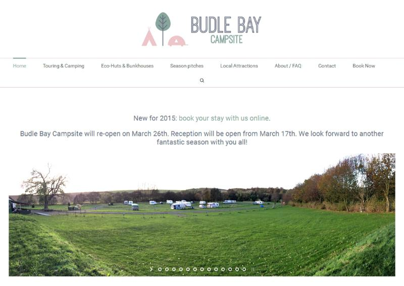 Budle Bay Campsite - CaravannersRus