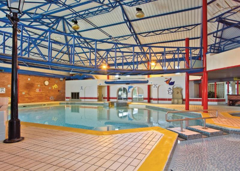 Solway holiday village hagans leisure caravannersrus - Lake district campsites with swimming pool ...