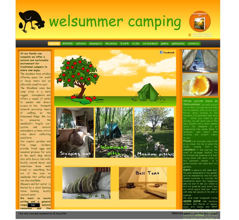Welsummer Camping - CaravannersRus